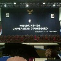 4/25/2013에 Astrid H.님이 Gedung Prof. Soedarto Undip에서 찍은 사진