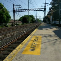 Photo taken at Metro North - East Norwalk Train Station by alaN on 5/28/2016