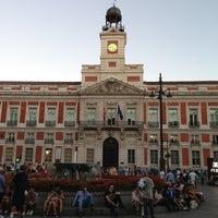 Foto tomada en Puerta del Sol por José el 8/8/2013