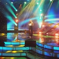 Photo taken at Перший нацiональний телеканал by Andrew K. on 2/28/2015