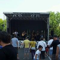 Photo taken at Fortoberfest by Debi T. on 9/22/2012