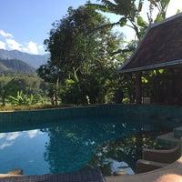 Photo taken at Elephant Village & Shangri-Lao by Sven M. on 11/29/2014
