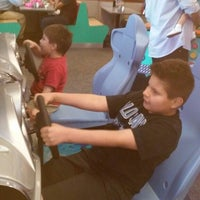 Photo taken at Chuck E. Cheese's by Darrell R. on 3/15/2015