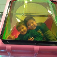 Photo taken at Chuck E. Cheese's by Darrell R. on 12/28/2014