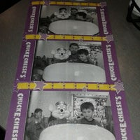 Photo taken at Chuck E. Cheese's by Darrell R. on 9/28/2014