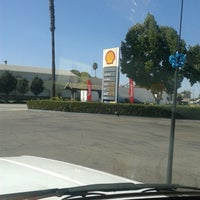 Photo taken at Shell by Darrell R. on 9/26/2013