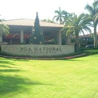 Photo taken at PGA National Resort & Spa by Ashleigh M. on 12/24/2012