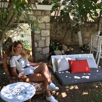 Photo taken at Vintage Hotel by Ozlem H. on 7/10/2016