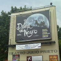 Photo taken at Teatro Julio Prieto by Steve S. on 6/15/2013
