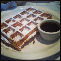 Photo taken at Petite Abeille by Vic C. on 1/20/2013