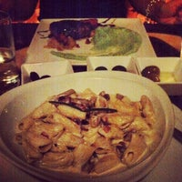 Photo taken at Giano Restaurant by Vic C. on 11/18/2012