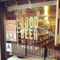 Photo taken at Good Beer NYC by Vic C. on 9/24/2012