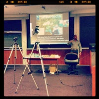 Photo taken at Olin Hall by Harry Y. on 11/14/2012