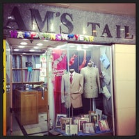 Photo taken at Sam's Tailor by Harry Y. on 1/22/2013