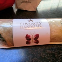 Photo taken at Pret A Manger by Sarah S. on 9/25/2012
