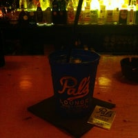 Photo taken at Pal's Lounge by Angela T. on 4/27/2013