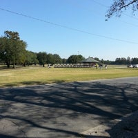 Photo taken at Bayou Oaks Golf Course (City Park) by Tom G. on 11/16/2012