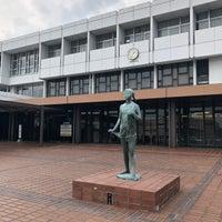 Photo taken at 桑名市役所 長島町総合支所 by Hirofumi G. on 6/28/2018
