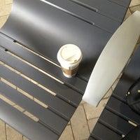 Photo taken at Starbucks by Alison M. on 8/16/2013