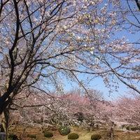 Photo taken at 舞岡公園 瓜久保の家休憩所 by krara on 3/30/2015