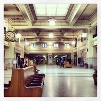Photo taken at Pacific Central Station (XEA) by Juventino F. on 3/24/2013