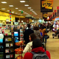 Photo taken at Safeway by Chris B. on 3/15/2013