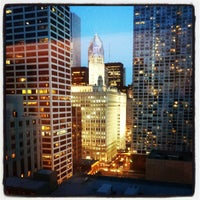 Photo taken at Homewood Suites by Hilton Chicago-Downtown by Scott A. on 4/23/2013