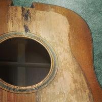 Photo taken at James Hood Guitar Repair by James H. on 2/8/2015