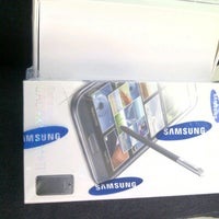 Photo taken at Samsung mobile by . h. on 11/15/2012