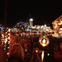 Photo taken at Koziar's Christmas Village by Steve D. on 12/17/2012