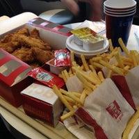Photo taken at KFC by Steffen T. on 4/19/2013