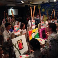 Photo taken at Raw Canvas by James B. on 7/27/2013