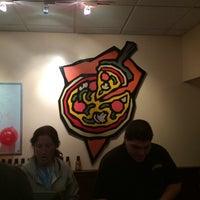 Photo taken at Lou Malnati's Pizzeria by Lillycita on 11/28/2013