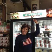 Photo taken at Genova Bakery by Diane C. on 1/21/2013