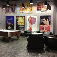 Photo taken at Cinebarre Mountlake Terrace by Erica T. on 12/24/2012