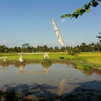Photo taken at Sawah Indah by Goeess V. on 10/13/2012