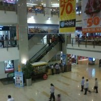 Photo taken at Infiniti Mall by Ray on 2/7/2013