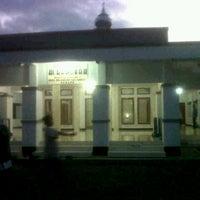 Photo taken at Desa Belendung Mesjid Al-Barokah by evans s. on 7/26/2013