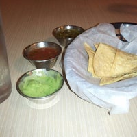Photo taken at Mezcal Taqueria by Kyla A. on 12/1/2012