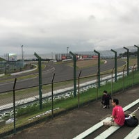 Photo taken at 鈴鹿サーキット 最終コーナー by フルル on 7/30/2017
