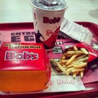 Photo taken at Bob's by Ana V. on 4/8/2014
