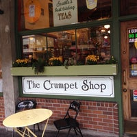 Photo taken at The Crumpet Shop by Doreen N. on 10/23/2013