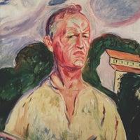 Photo taken at Munch-museet by nasya k. on 7/21/2013