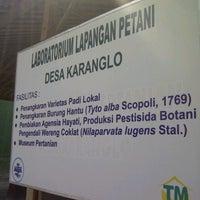 Photo taken at Laboratorium Pertanian Kelompok Tani Mulyo by 'ekabees' COWMANIA E. on 5/1/2014