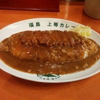 Photo taken at 福島 上等カレー 江坂店 by shin_1971 on 4/6/2014