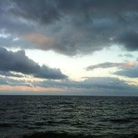 Photo taken at Black Sea by Ivan B. on 10/31/2012