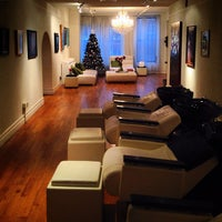 Photo taken at Focus Aesthetics by Anna J. on 12/27/2014