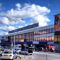Photo taken at Berlin Schönefeld Airport (SXF) by Anna J. on 9/29/2013
