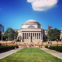 Photo taken at Columbia University by Anna J. on 7/26/2013