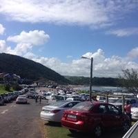 Photo taken at Port Edward by Wandile S. on 12/31/2013